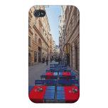 Vienna - Naglergasse iPhone 4/4S Cover