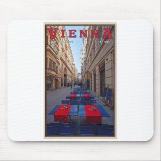 Vienna - Naglergasse Mouse Pad