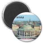 Vienna-Opera-House-.jpg Fridge Magnet