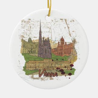 Vienna Christmas Ornaments