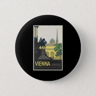 Vienna Pinback Button