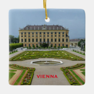 Vienna Portrait Christmas Ornament