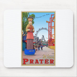 Vienna - Prater Park Mouse Pad