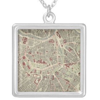 Vienna Silver Plated Necklace