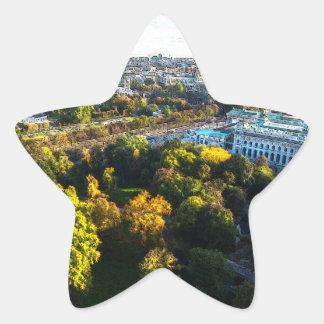 Vienna Star Sticker