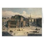 Vienna State Opera House, c.1869 Card