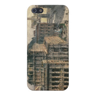 Vienna State Opera House, c.1869 Case For iPhone SE/5/5s