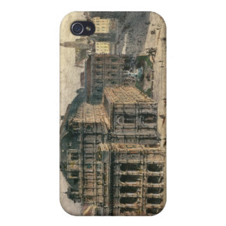 Vienna State Opera House, c.1869 iPhone 4 Cases