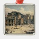 Vienna State Opera House, c.1869 Christmas Tree Ornaments