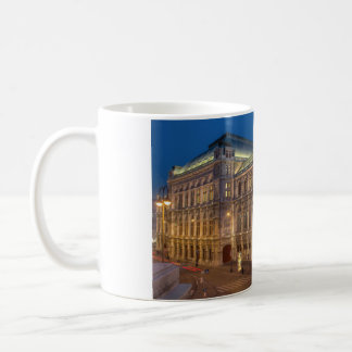 Vienna State Opera Classic White Coffee Mug