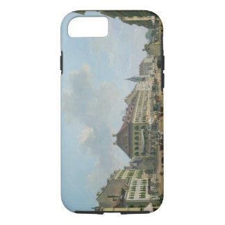 Vienna, the promenade, 1824 (oil on canvas) iPhone 8/7 case
