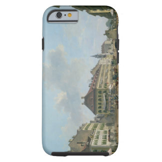 Vienna, the promenade, 1824 (oil on canvas) tough iPhone 6 case
