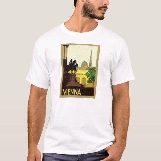 Vienna ~ Vintage Austrian Travel T-Shirt