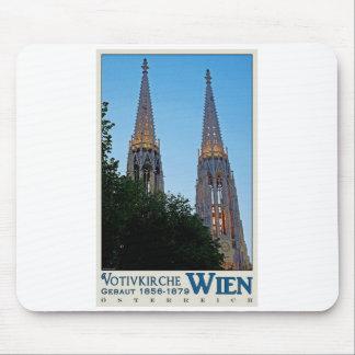 Vienna - Votivkirche Mouse Pad