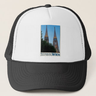 Vienna - Votivkirche Trucker Hat