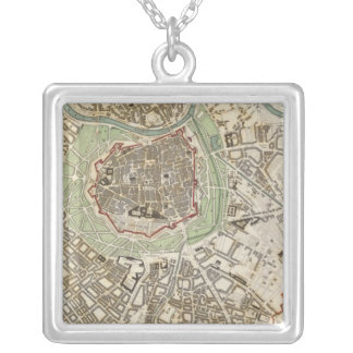 Vienna Wien Silver Plated Necklace
