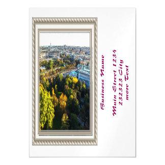 Vienna Magnetic Invitations