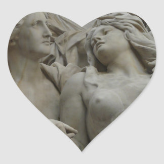 Viennalovers.jpg Heart Sticker