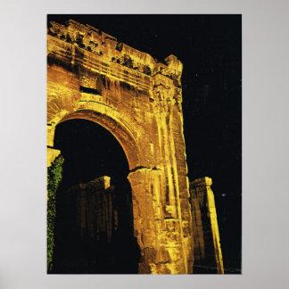 Vienne, Gateway to the Forum Print