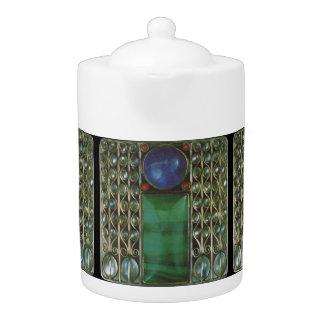 Viennese Modernist Tea Pot