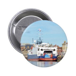 Viento de Atlántico de la nave de la encuesta Pin