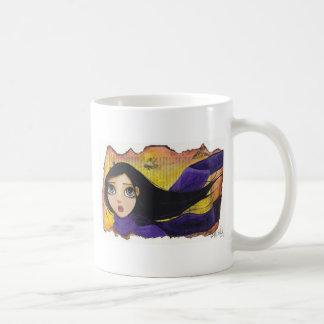 Viento del otoño taza de café