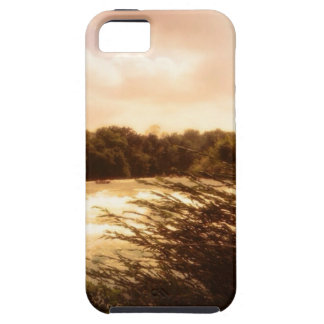 Viento salvaje iPhone 5 carcasa