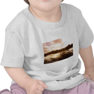 Viento salvaje camiseta