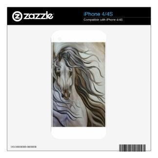 Viento Skins Para eliPhone 4S