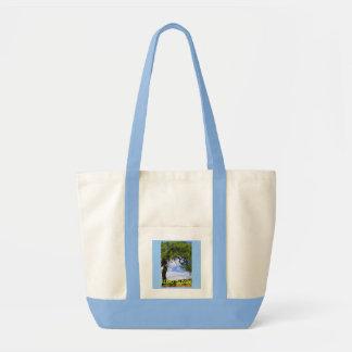 Viento soplado - bolso bolsa de mano