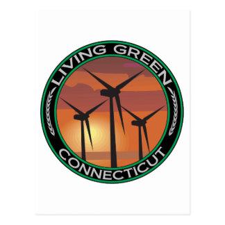 Viento verde Connecticut Postal