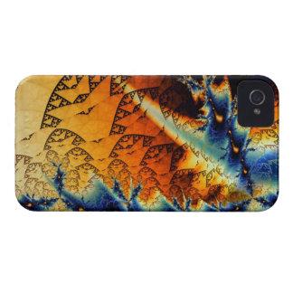Viento y mareas iPhone 4 carcasas