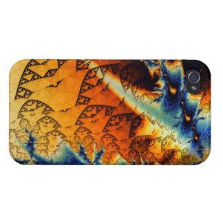 Viento y mareas iPhone 4/4S funda