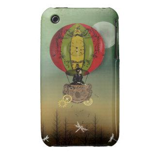 Vientos de la caja del teléfono móvil del arte de iPhone 3 cobreturas
