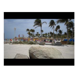 Vientos de relajación tarjetas postales