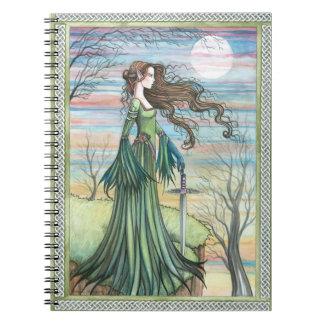 Vientos oscuros del cuaderno de Morgan