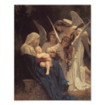 Vierge Anges aux. Posters