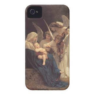 Vierge aux Anges iPhone 4 Cover