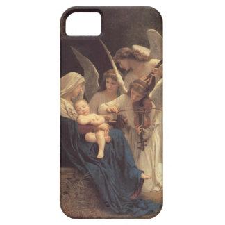 Vierge aux Anges iPhone SE/5/5s Case