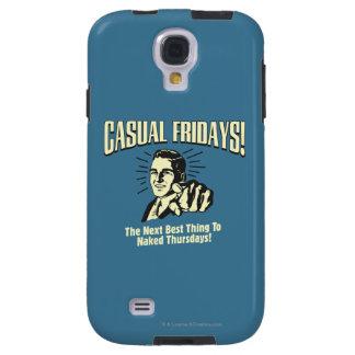 Viernes casuales: Jueves desnudos Funda Para Galaxy S4
