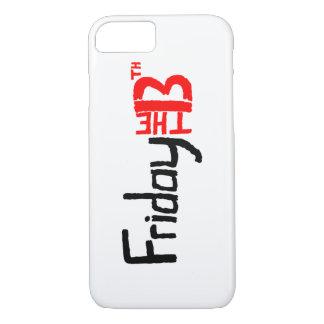 Viernes el décimotercero caso del iPhone 7 Funda iPhone 7