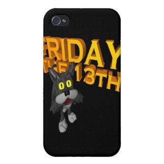 Viernes el décimotercero iPhone 4/4S carcasa