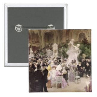 Viernes en el Salon de los artistas franceses, 191 Pin