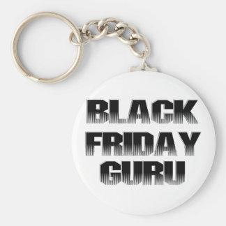 Viernes negro Guru Llavero Personalizado