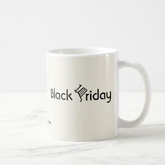 Viernes negro taza clásica