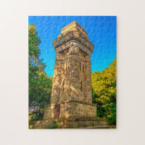 Viersen Monument Germany. Jigsaw Puzzle
