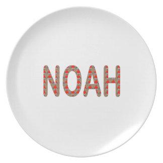 Vierta a NOAH: Artistique de los regalos de Platos