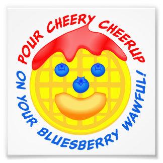 """¡""""Vierta Cheerup alegre en su Bluesberry Wawful! """" Fotografías"""