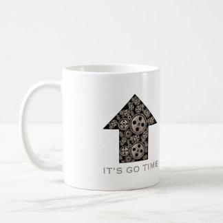 Viértame una taza… que es va tiempo