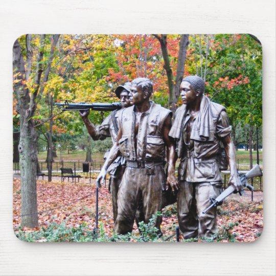 Viet Nam Memorial - Washington D.C. Mouse Pad